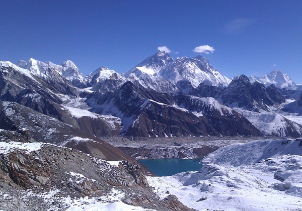 Everest Chola Pass