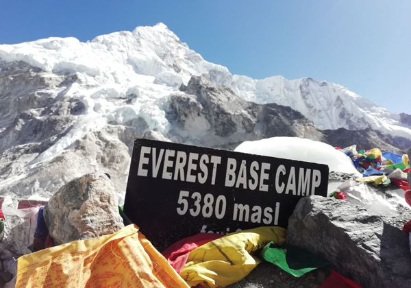 Everest Base Camp Trekking 17 Days